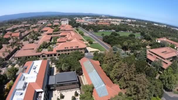 Stanford Egyetem panoráma