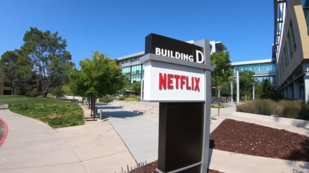 Netflix Los Gatos, Kalifornia