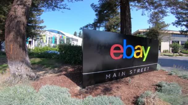 Hlavní ulice eBay zpívat