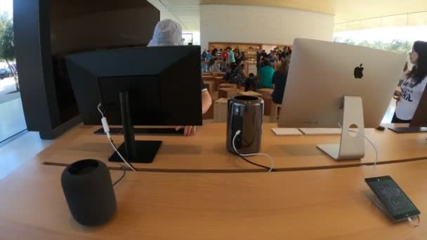 Apple Store iMacy