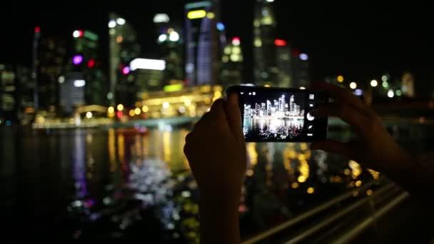 Singapur Handy Bild