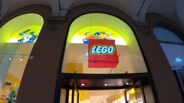 LEGO obchod logo