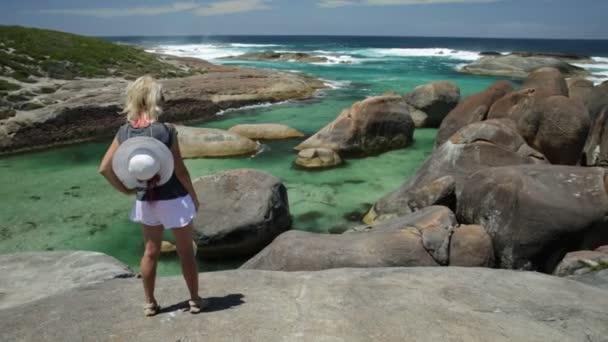 Woman in Australia