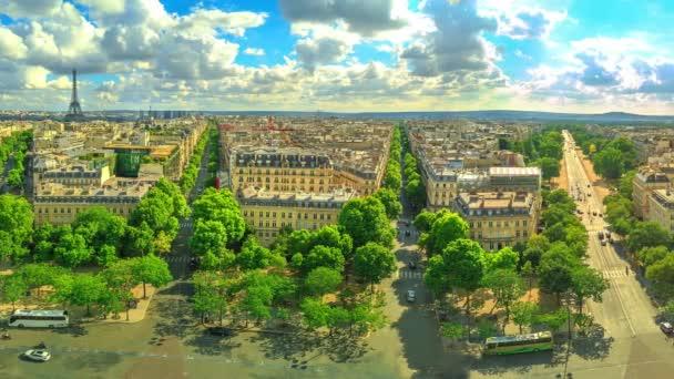 Eiffel Tower 360 Panorama