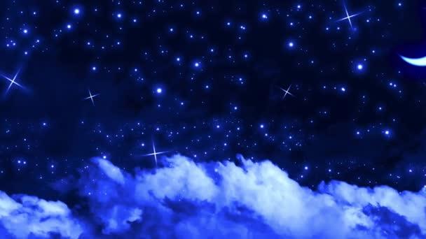 Tiché noční obloha