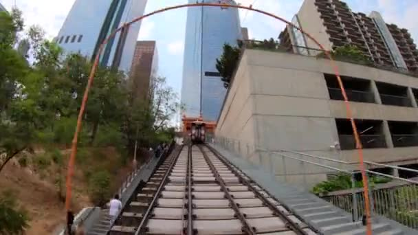 Angels Flight Los Angeles hyper lapse