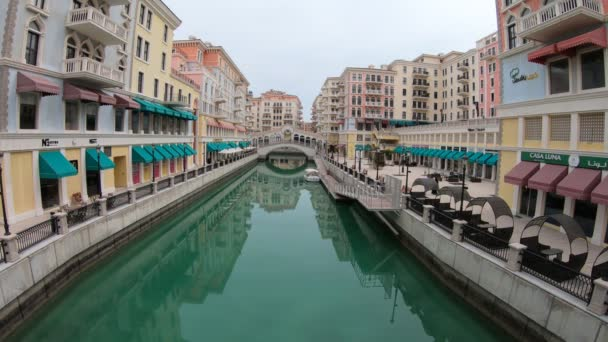 Venice Doha reflection