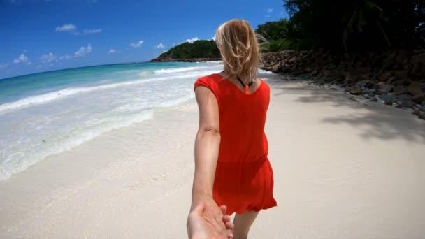 der Liebe auf den Seychellen folgen