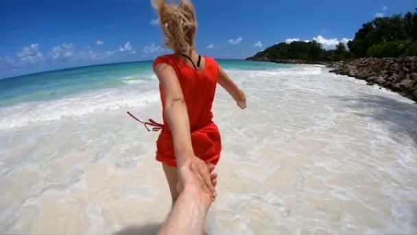 gemeinsam auf den Seychellen