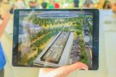 Zařízení iPad-jablečný Park