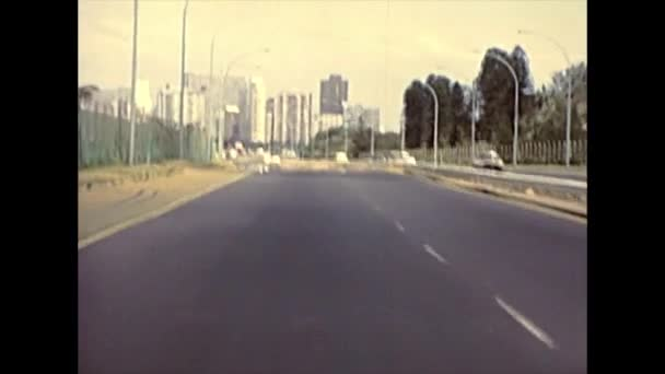Archival Durban highway driving