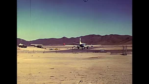 Archivflughafen der Sinai-Halbinsel in Ägypten