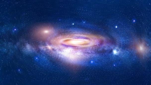 Galaxie v hlubinných cinemáh