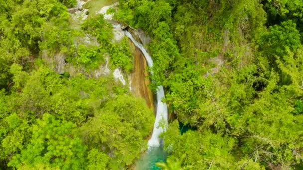 Bella cascata tropicale Filippine, Cebu