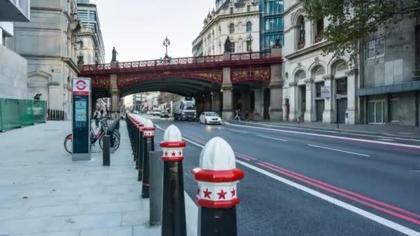 Holborn viadukt, silniční most v centru města Londýn