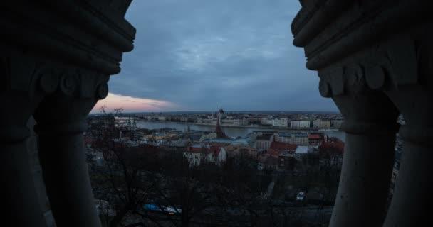 A budapesti szép öreg város légiereje