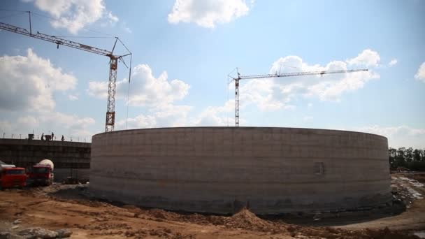 Production of biogas  Biogas plant  Construction of production facilities  for processing chicken litter in biogas  Alternative Energy with Bio  Technology