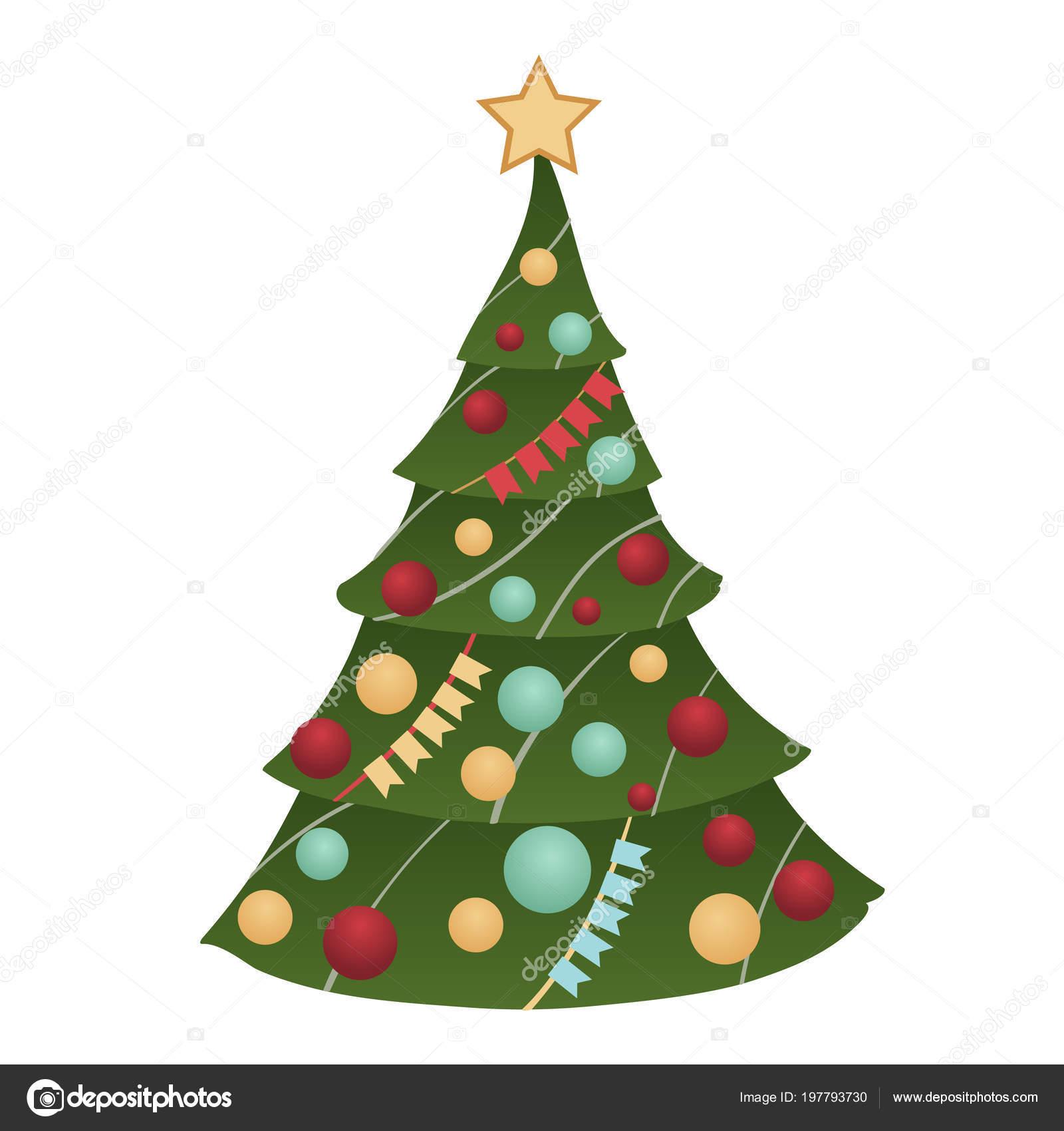 Imágenes árboles De Navidad árbol Navidad Estilizado
