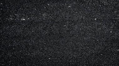 Close up of road asphalt texture