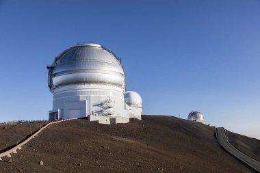 Mauna Kea Gemini North Telescope, Big Island, Hawaii: