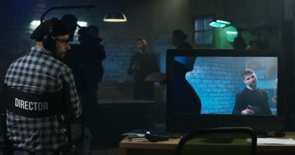 Herci natáčení take bojové scény