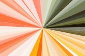Absztrakt sugarak háttér. Színes csíkok gerenda minta. Stílusos-illusztrációja modern trend színek hátteret