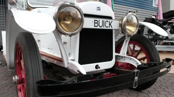 Moscow region, Oroszország - 2018. szeptember 16.: retro autó, Buick