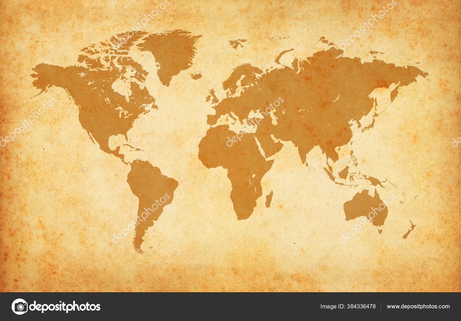 Cartina Mondo Png
