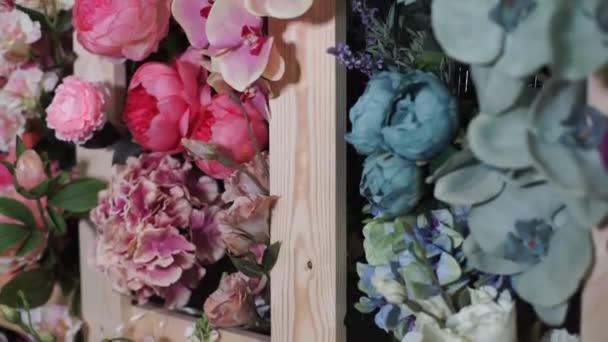 zblízka na květinu