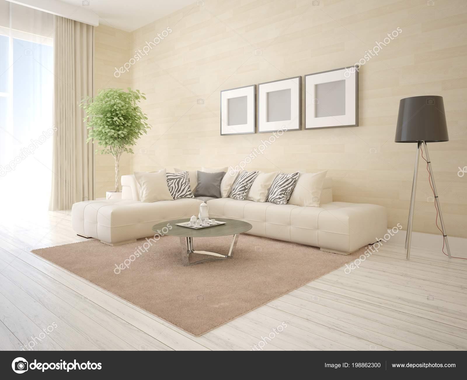 Manichino soggiorno perfetto con arredamento moderno for Foto arredamento moderno