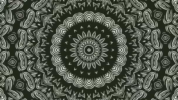 Kmenový design - černé vektory pohybu