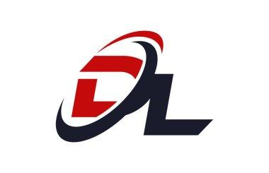Dl Letter Logo Premium Vector Download For Commercial Use Format Eps Cdr Ai Svg Vector Illustration Graphic Art Design
