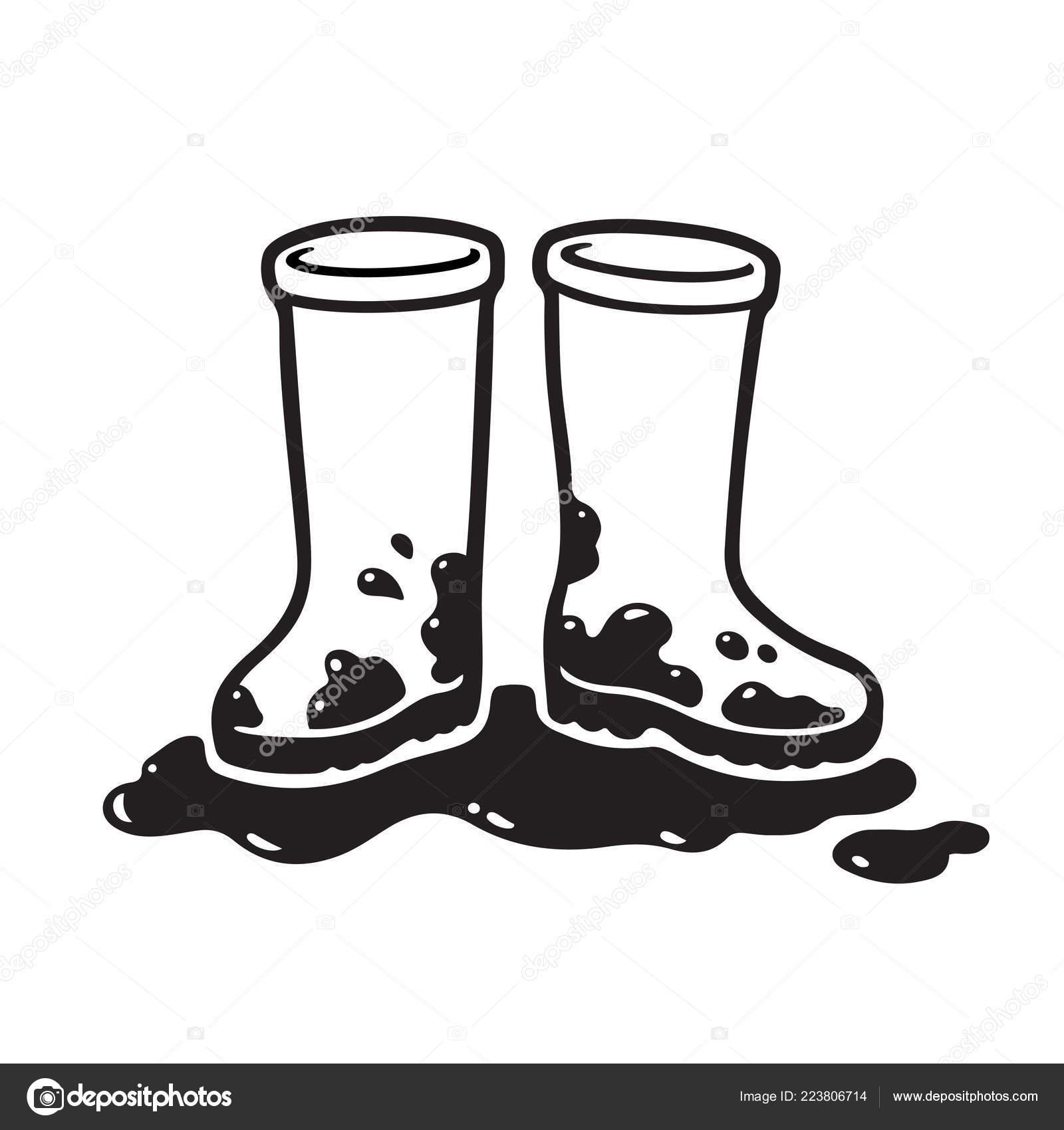muddy cizme datând)