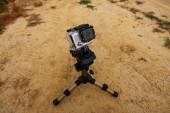 Fotografie Akční Kamera v poušti