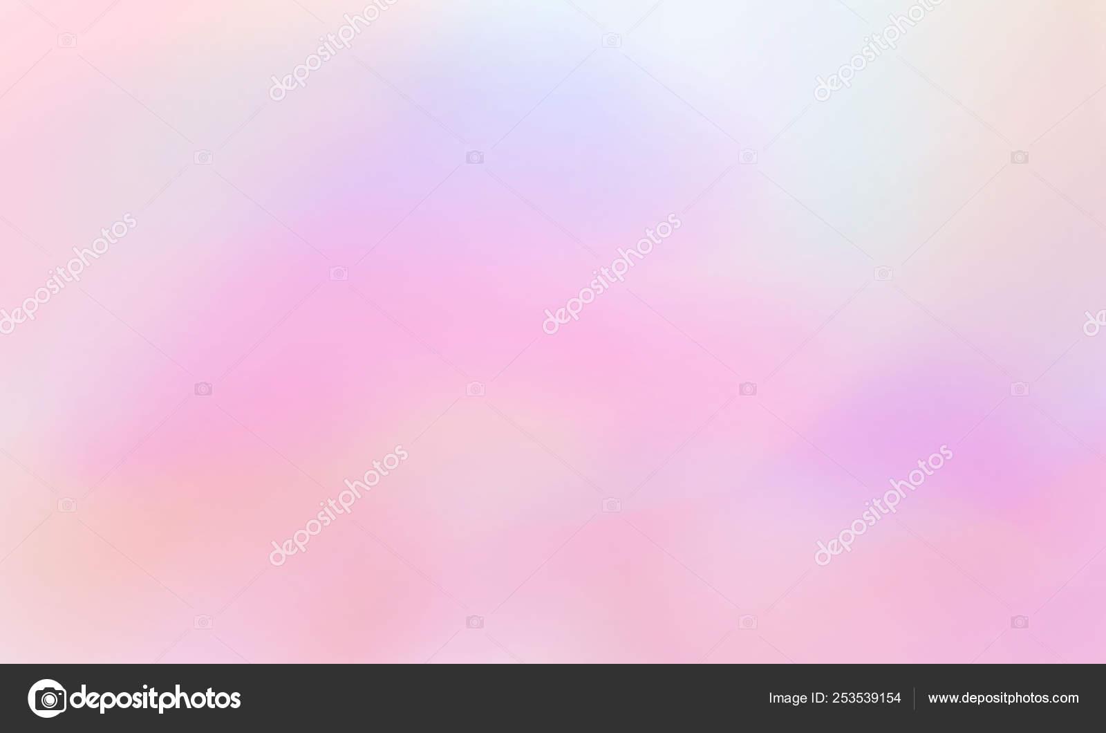 depositphotos 253539154 stock illustration rainbow princess background soft pink