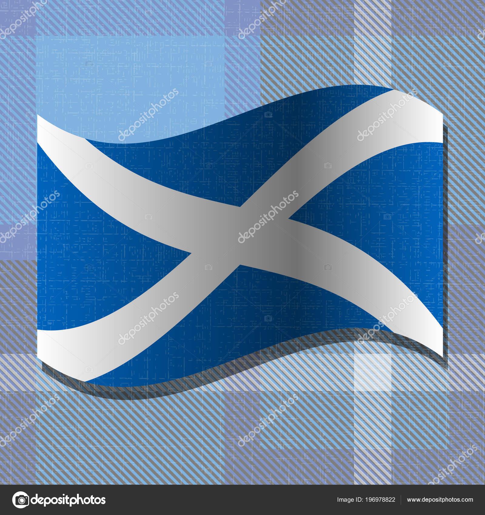 Giorno Indipendenza Della Scozia Giugno Concetto Una Festa Nazionale