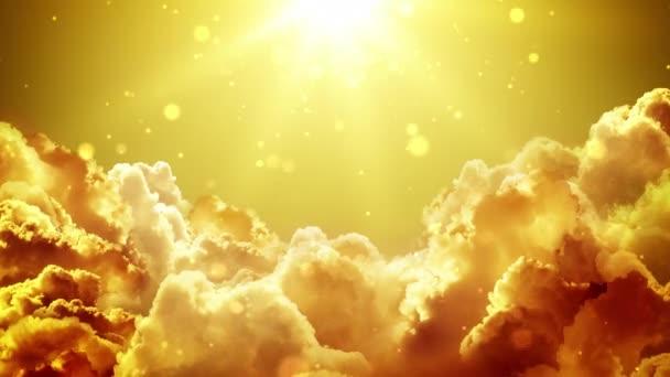 Zlatého slavné mraky