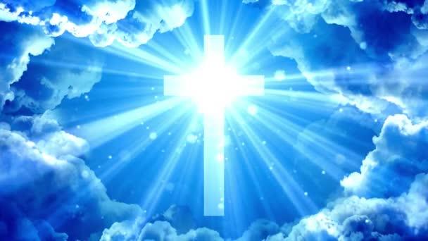 Nebeský slavnou kříž