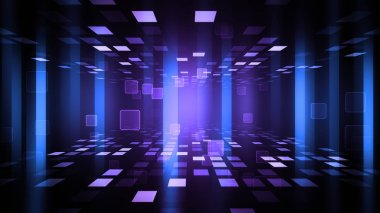 Party Background with glittering lights,dance floor and abstract particles. 8K Ultra HD Resolution at 300dpi