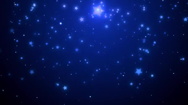 Glittering Stars and  particles background animation suited for broadcast, commercials and presentations. It can be used in Celebration, Party,christmas,holidays and Fashion or New Year animations.