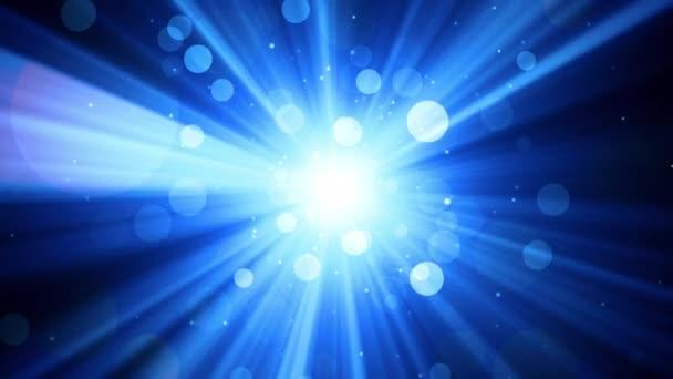 Nebeský světelné paprsky animace uctívání, který je vhodný pro vysílání, reklamy a prezentace. Lze použít také v módě, fotografie nebo firemní animace.