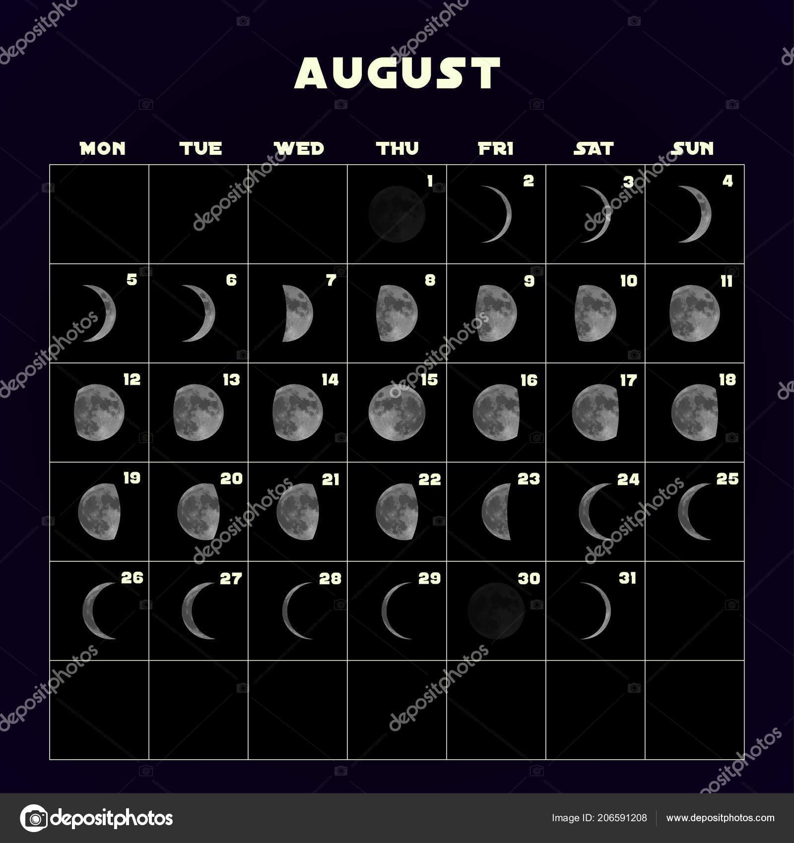 Смотреть Лунный календарь денег на август 2019: как стать богаче видео