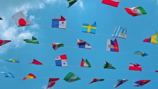 world symbols of national flags