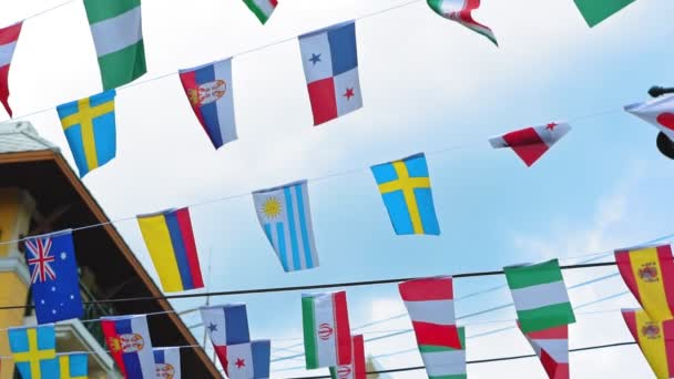national symbols, flags of all countries of the world