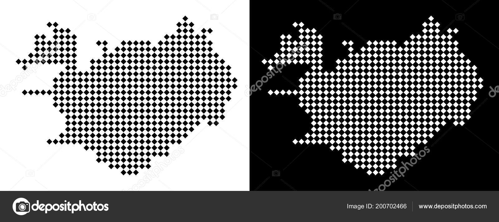 Dot Iceland Map — Stock Vector © ahasoft #200702466