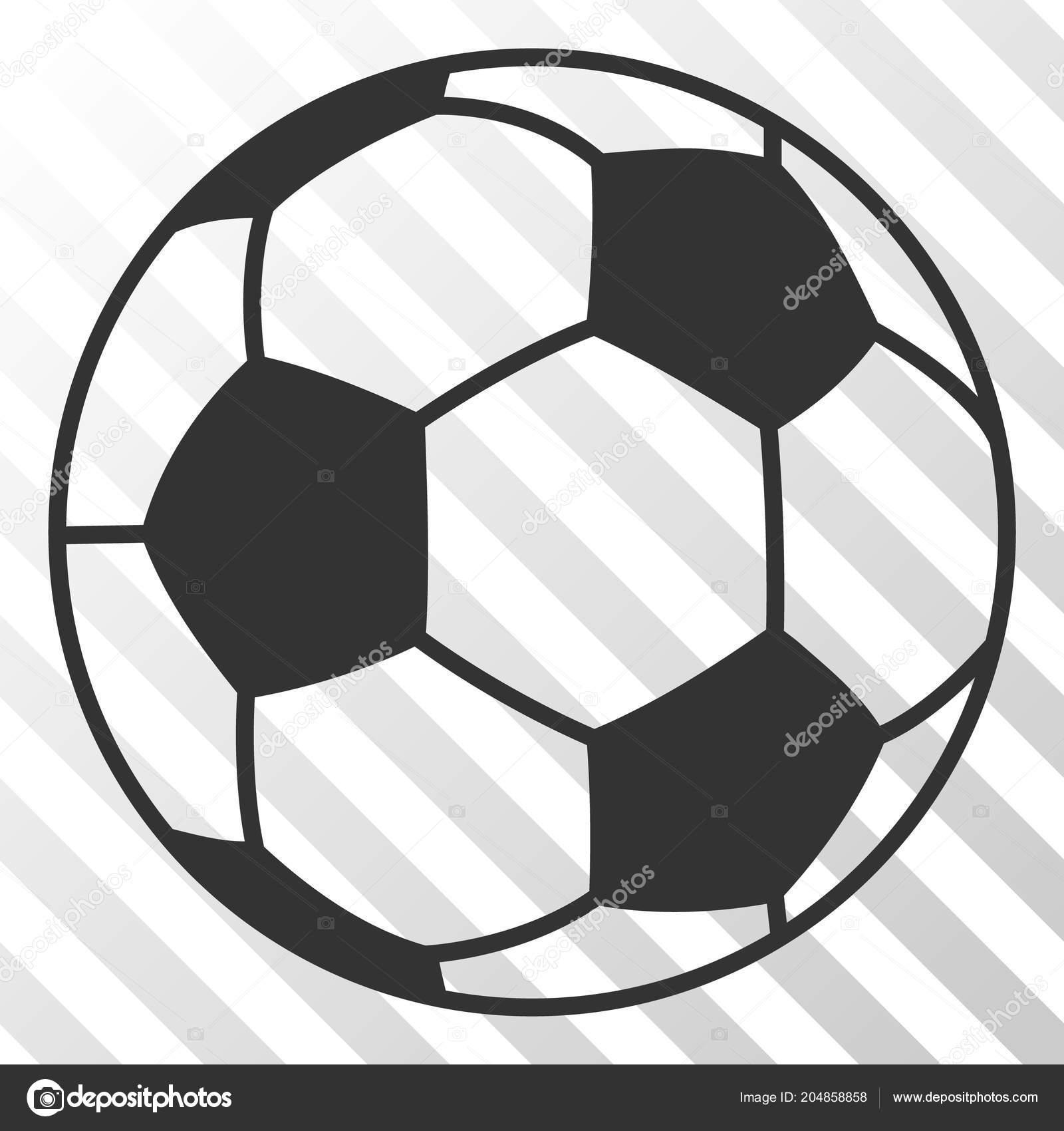 Football Ball Vector Eps Icon Stock Vector C Ahasoft