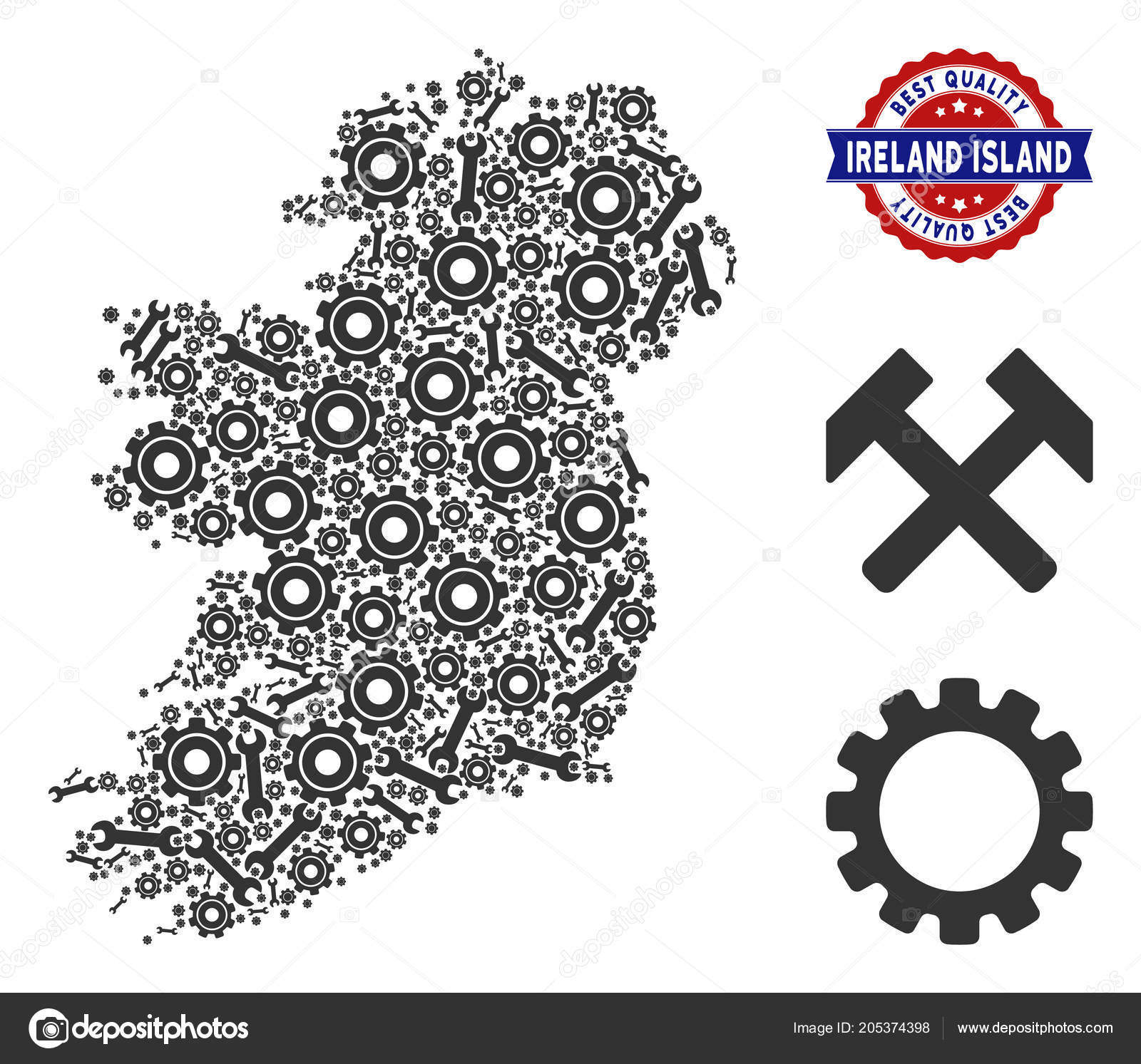 Industrial Map Of Ireland on natural resources found in ireland, france map great britain ireland, map s and n ireland, tourism ireland,