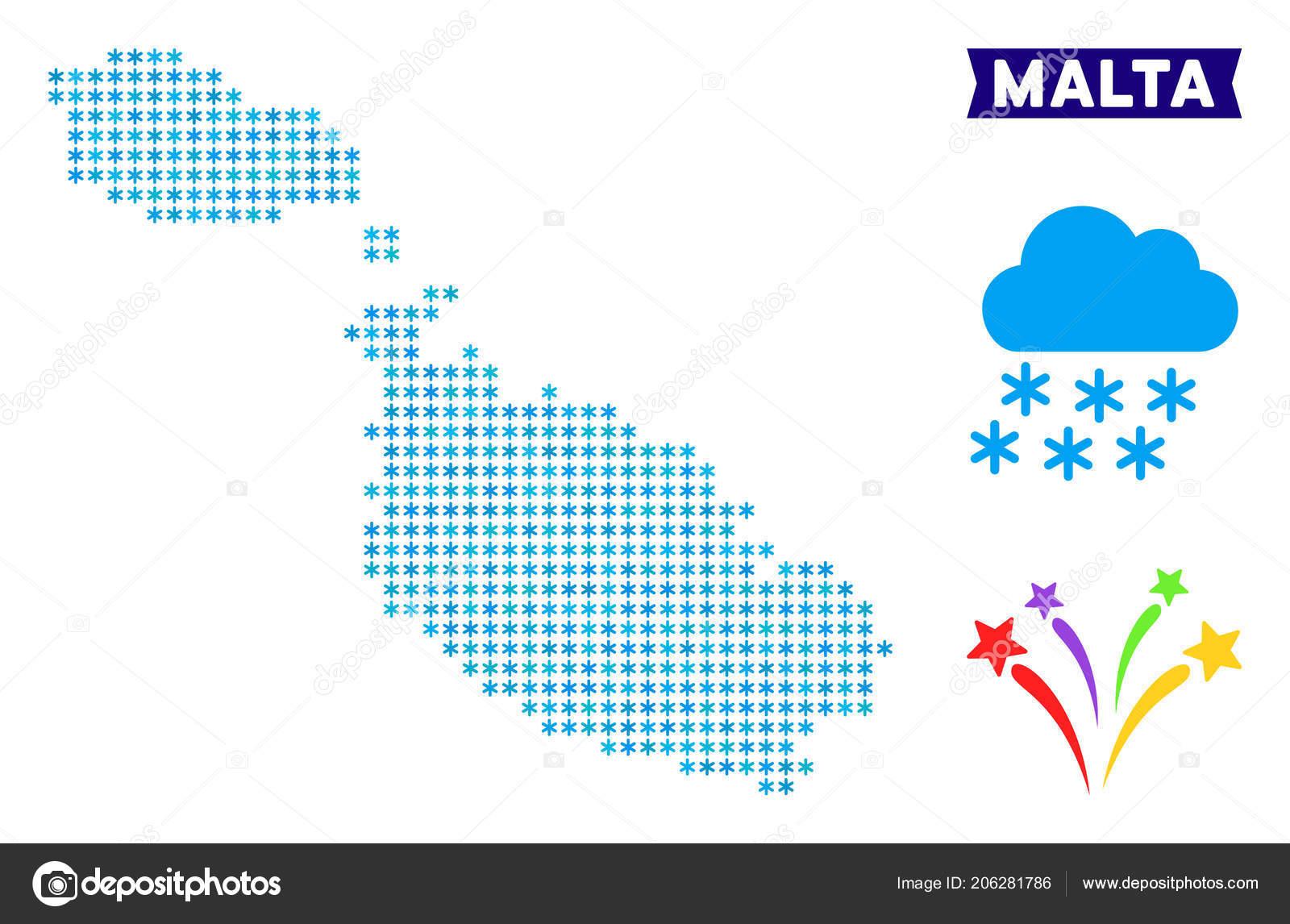 Frozen Malta Island Map — Stock Vector © ahasoft #206281786 on san marino, malta people, malta region map, malta points of interest, malta street map, malta weather, malta russia map, emma heming, malta beaches, malta portugal map, cape verde islands map, malta capital map, italy map, maltese map, st.julians malta map, paul in malta map, malta bus route map, malta popeye s, malta climate map, malaysia map, sliema malta map,