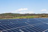 obnovitelné zdroje energie - solární panely