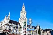 Rathaus am Marienplatz-Platz in München, Deutschland